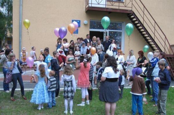 Центр соціальної реабілітації дітей інвалідів міста Ковеля відзначає своє  п ятиріччя 92a0b5a58f692